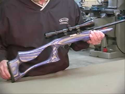 Boyds Ruger 10 22 Ss Evolution Stock Informative Youtube