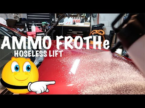 Ammo NYC FROTHe: My Use and Opinions