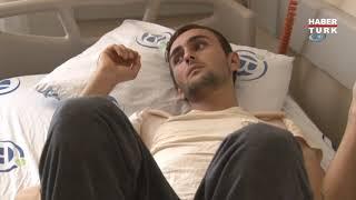 Doç.Dr. Derviş Mansuri Yılmaz, Omurga kırığı sonrası Platin uygulaması