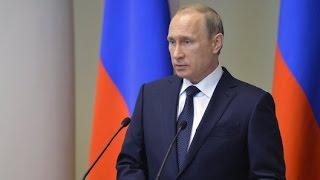 ПУТИН 2015! Иностранные СМИ в шоке! Тёплый приём Путина в Италии мешает антироссийской политике!