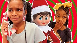 Toy Master's Escape Room Challenge - Prankster Elf On a Shelf
