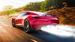 Tesla Roadster 2021 FINAL Update [Rocket Thrusters]