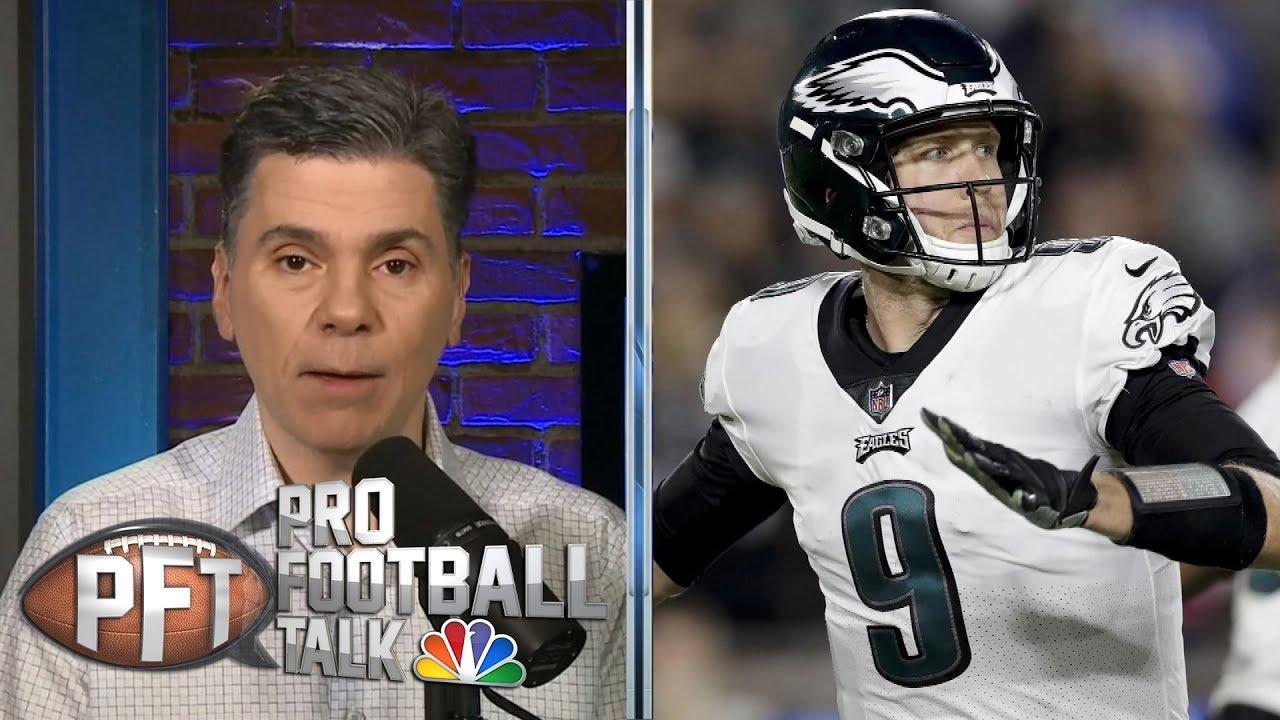 Ranking NFL's top free agent quarterbacks | Pro Football Talk | NBC Sports