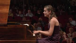 Justyna Kreft – F. Chopin, Ballade in A flat major, Op. 47 (First stage)