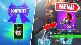 *NEW* Slide LTM / Ice Feet LTM + FREE Christmas Gift #4 (Fortnite)