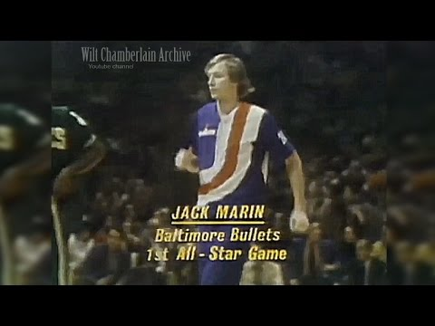 Jack Marin 11pts, 2a (1972 NBA ASG Full Highlights)