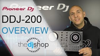 Is this the best entry-level DJ controller? - Pioneer DJ DDJ-200 Overview