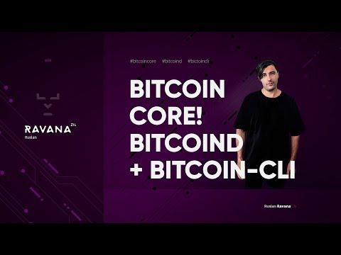 Взаимодействие с Bitcoin Core нодой через терминал! Bitcoind + Bitcoin-cli