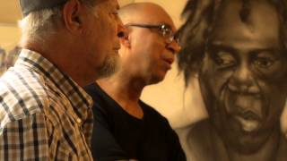 Diasporal Rhythms Artist Studio Tours Presents Jesse Howard
