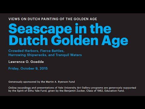 Seascape in the Dutch Golden Age