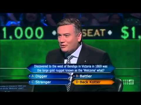Worst answer stuns Eddie McGuire