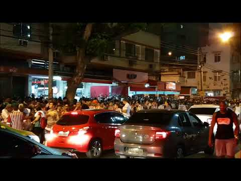 Fluminense x São Paulo: Bar dos Esportes
