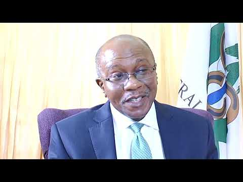 Governor Godwin Emefiele's Interview with Channels Television