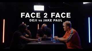 Deji Vs Jake Paul Face 2 Face