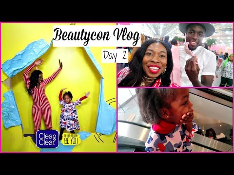 BEAUTYCON NYC DAY 2--CARDI B 5 HOURS LATE & I MET LICKMYFASHION Mp3
