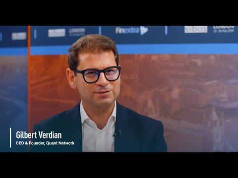 FinextraTV & Quant: The re-architecturing of the Financial System
