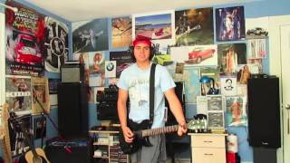 The Party Song - Blink 182 - Guitar Cover