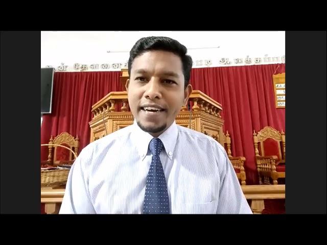 Revival   Tamil Sermon By Pastor Isaac Paakianathan