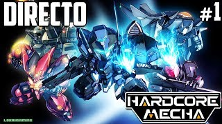 Vídeo Hardcore Mecha