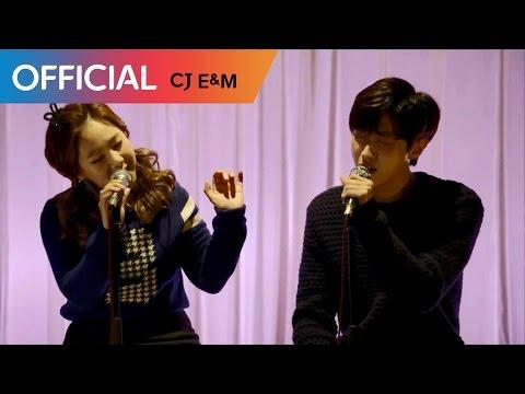 진영 (Jinyoung of B1A4), 유성은 (U Sung Eun) - 작은 기다림 (A Short Wait) MV