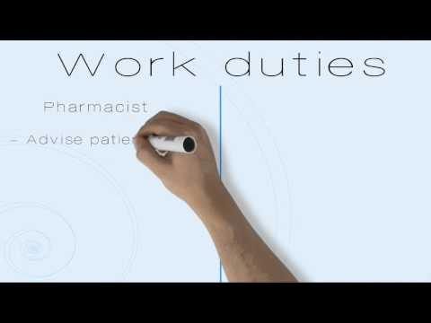 Pharmacist vs Pharmacologist (Pharmacy and Pharmacology)
