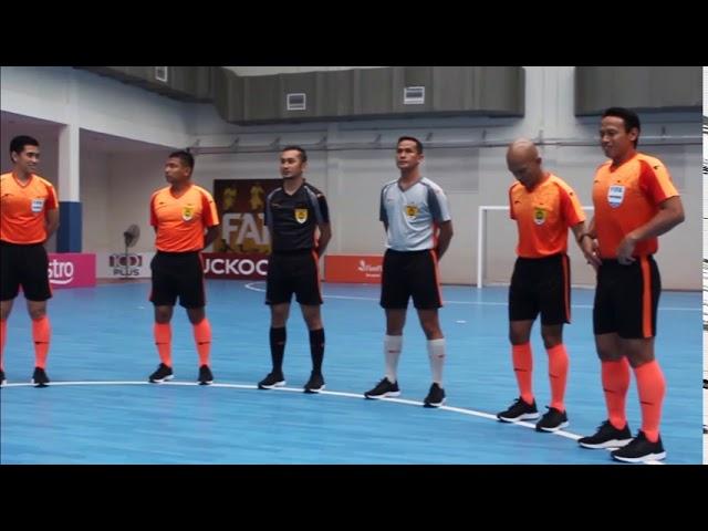Referee Jersey by Kronos Malaysia