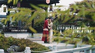 China Wedding of Liuxing Cheng and Liwen Ting