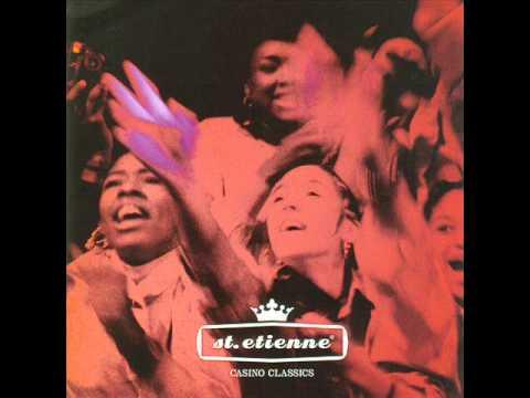 Saint Etienne - Angel (Way Out West Remix)