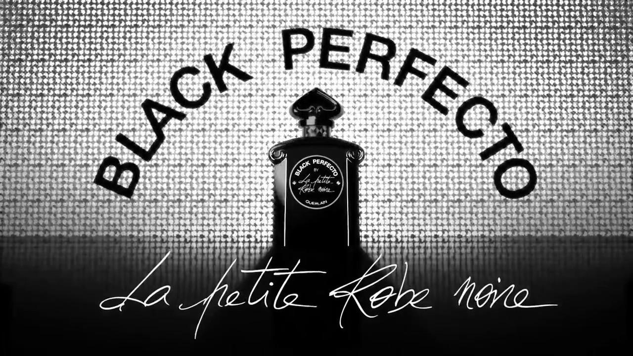 PerfectoOlfastory Publicite Noire Petite Robe Black La g7Y6ybf