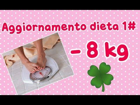 Aggiornamento dieta Dukan 1#,ho perso 8 kg in soli 23 giorni!