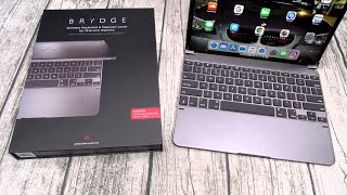 Brydge Pro Wireless Keyboard / Magnetic Cover for iPad Pro