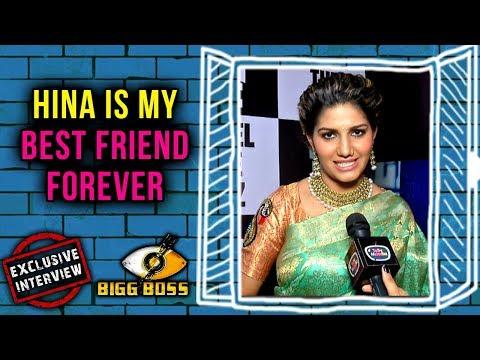 Sapna Choudhary and Hina Khan will be best friends forever | Bigg Boss 11