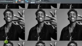 desiigner trap beat fl studio 12 tutorial