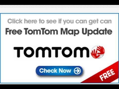 How to Download/Update Free Maps on GPS TomTom 2018!   YouTube
