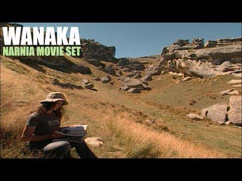 New Zealand - Visiting a major Narnia movie set location near Wanaka