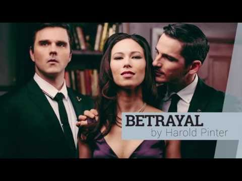 Betrayal  |  by Harold Pinter