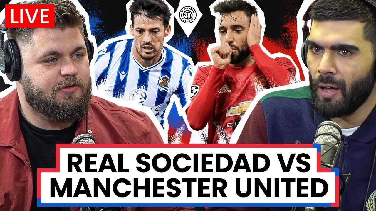 Real Sociedad vs. Manchester United: Live stream UEFA Europa ...