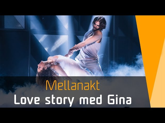 "Gina Dirawi med ""Love Story"" | Melodifestivalen 2016"