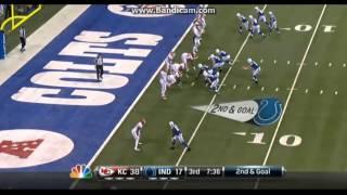 Kansas City Chiefs vs Indianapolis Colts