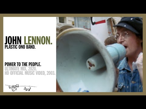 Power To The People - John Lennon/Plastic Ono Band