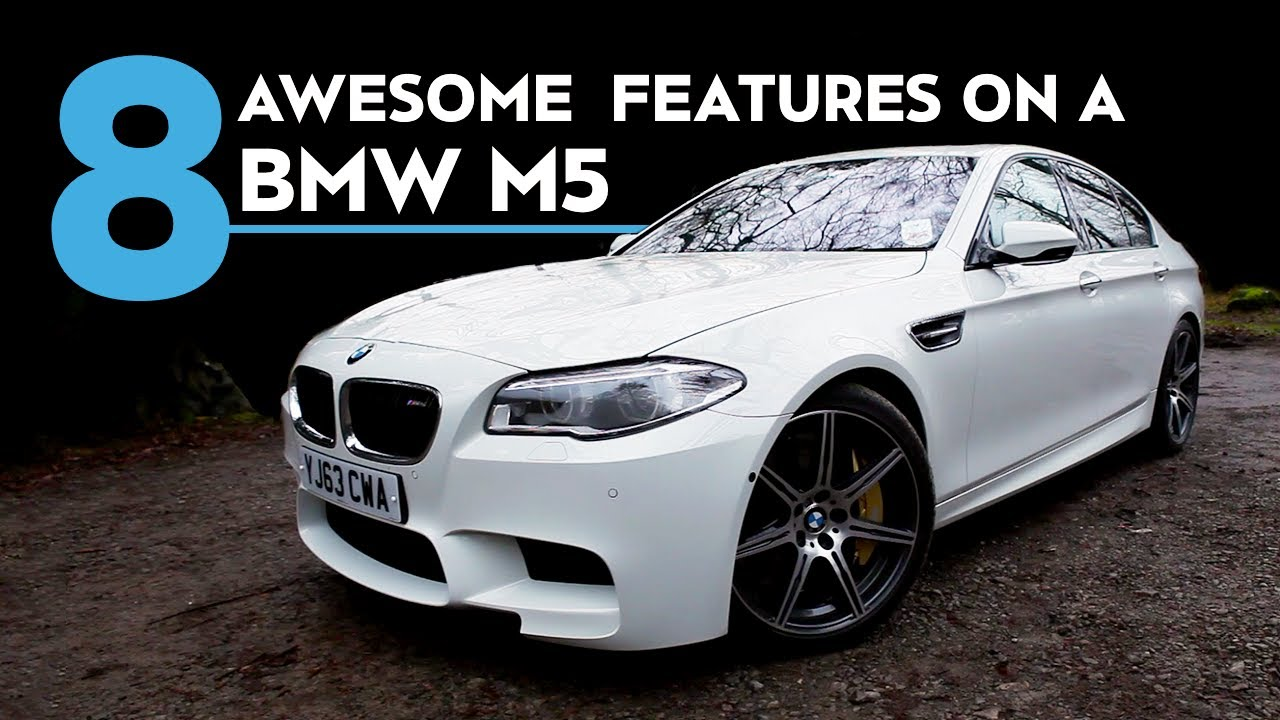 Awesome Features You Can Find On A BMW M YouTube - Awesome bmw