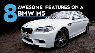 8 Awesome Features You Can Find On A BMW M5
