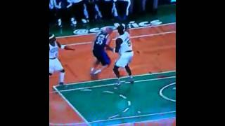 Biggest blown travel call in NBA history
