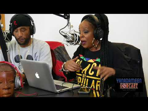 RAH DIGGA calls out LORD JAMAR for not liking FEMALE EMCEES, interview w/ ROC MARCI