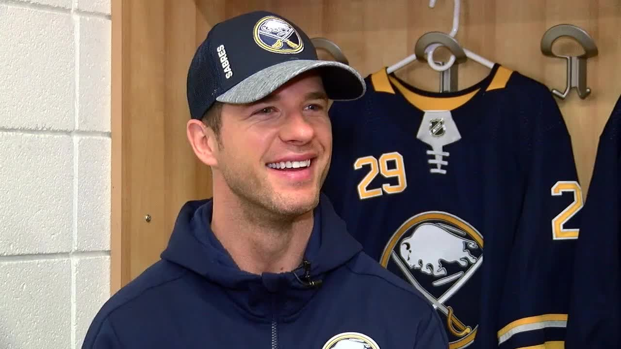 Jason Pominville discusses return to
