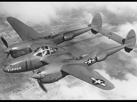 Battle Stations: P38 Lockheed Lightning (War History Documentary)