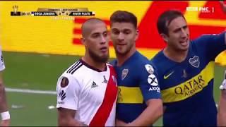 Match Complet Finale Aller Boca Juniors vs River Plate 11-11-2018
