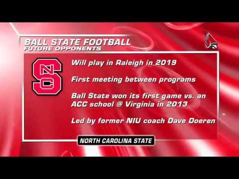 Ball State Football Adds Notre Dame to Schedule