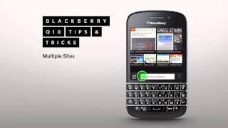 BlackBerry Q10 Tips & Tricks: Browser