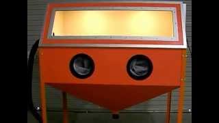 Homebuilt Blast Cabinet
